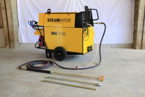Wytwornica pary STEAMRATOR MH-700
